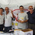 Banchetto informativo a Cagliari