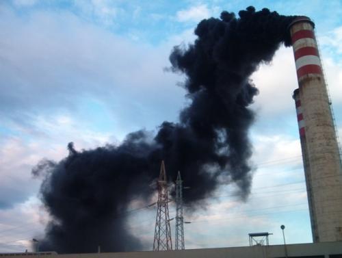 Risposta interrogazione – Carbone pulito