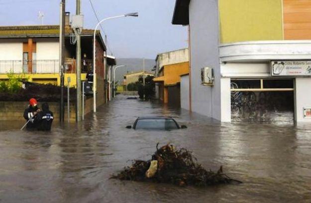 Intervento alla Camera sull'alluvione del 18 Novembre 2013