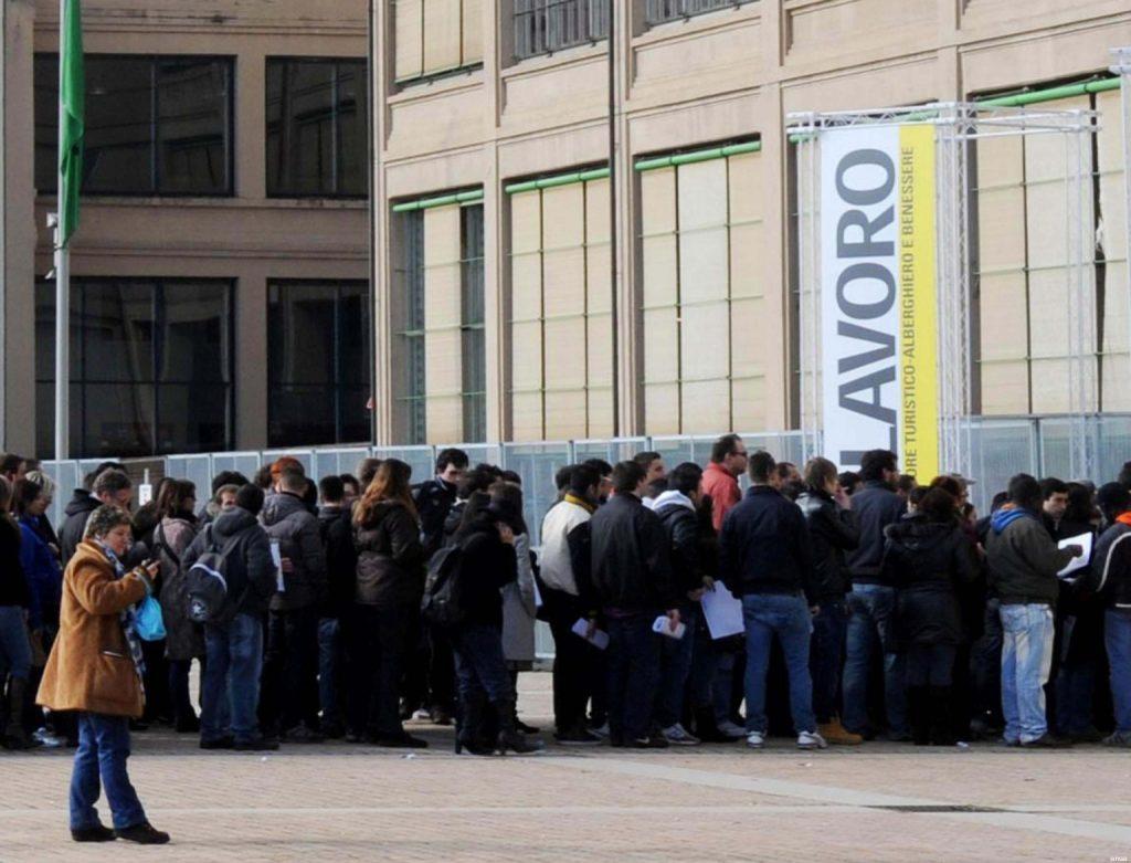 Disoccupazione - Il tasso è al 36,4%