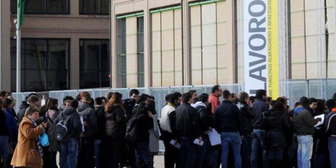 Poletti e il 36,4% di disoccupazione