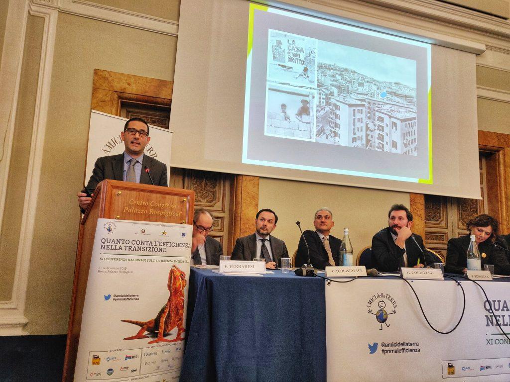 XI Conferenza Nazionale per l'Efficienza Energetica