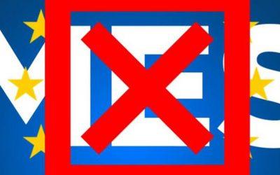 io VOTONo al MES – Strumento di compressione della sovranità nazionale e della libertà dei popoli